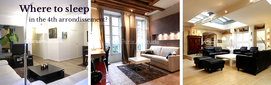 Where to sleep in Paris 4th arrondissement | Paris Attitude