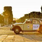 4 Wheels Under 1 Umbrella: Visit Paris Differently!