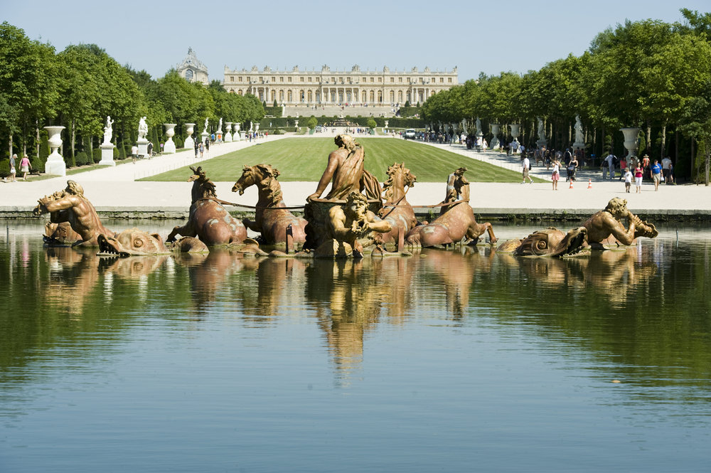 palace of versailles park the chteau of versailles paris attitude paris travel guide