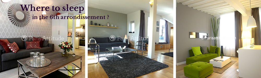 Furnished Apartment in Paris - Paris Attitude