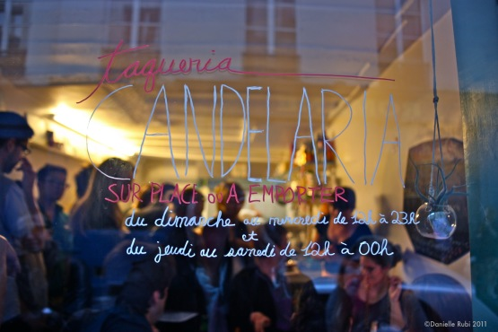 Candelaria Bar - Paris Attitude