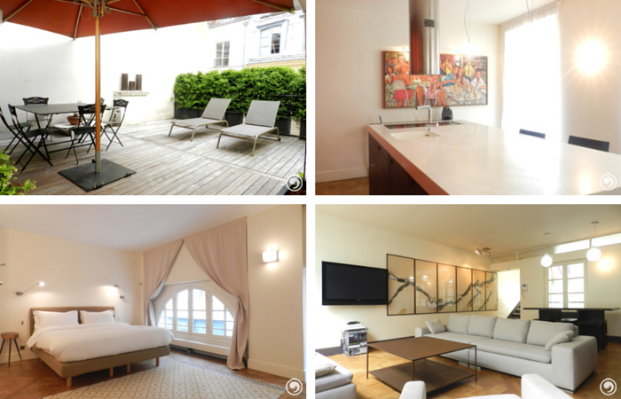Vacation Rental Marais Quarter Paris