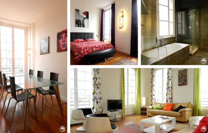 Vacation Rental Marais Paris