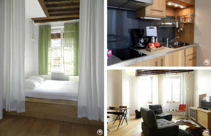 Holiday Rental Marais Paris