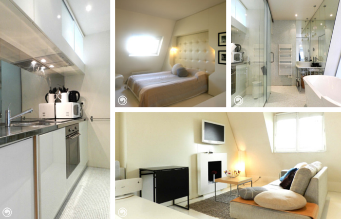 Short stay Rental Marais Paris