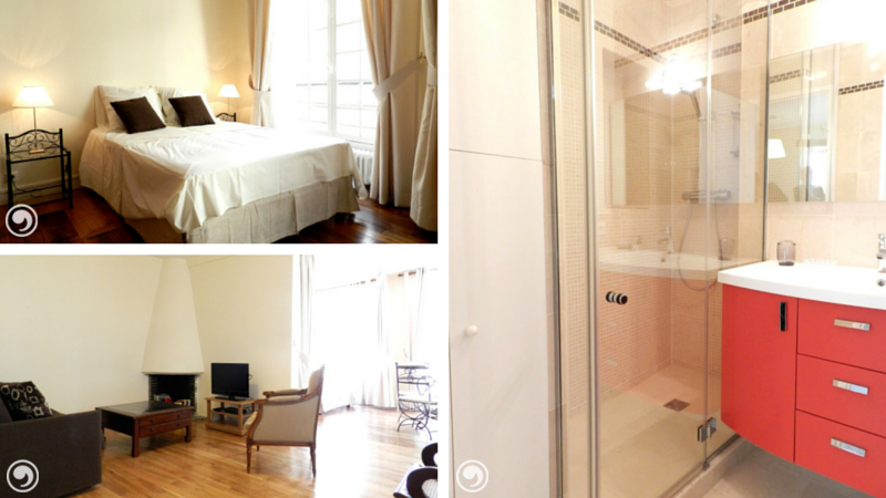 Apartment Rental Saint Michel Paris