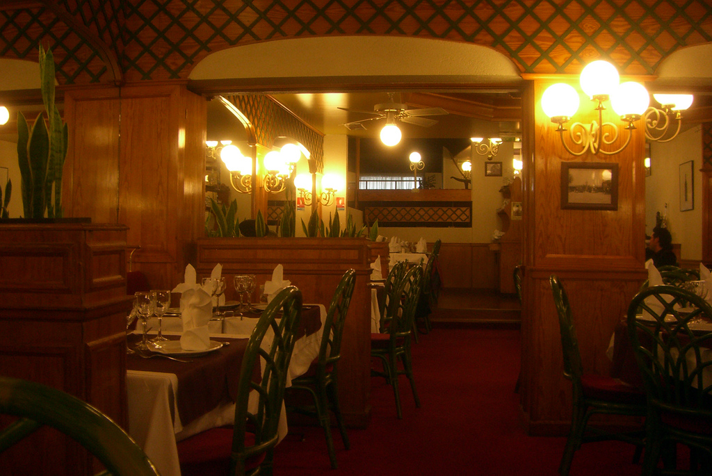 Laumiere Restaurant Paris 19