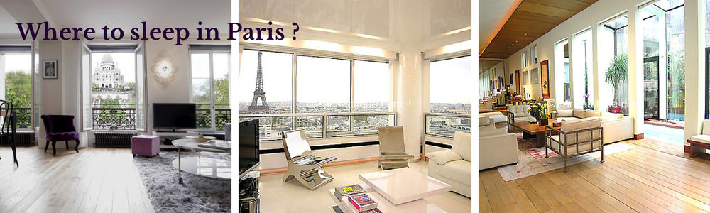 Vacation rental Paris