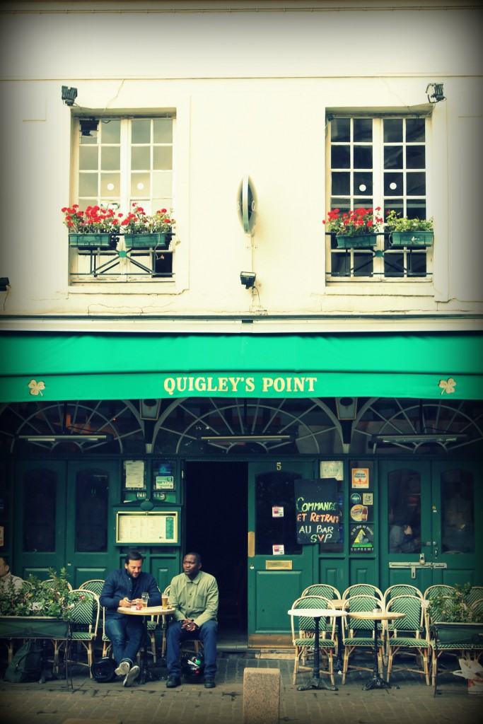 Quigley's Point rue du jour paris