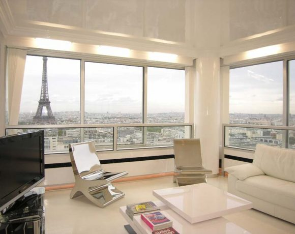 Paris short term rental near Eiffel Tower