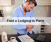 Find a Lodging in paris