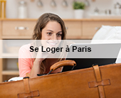 se loger à paris