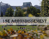 15ème arrondissement paris Parc Andre Citroen