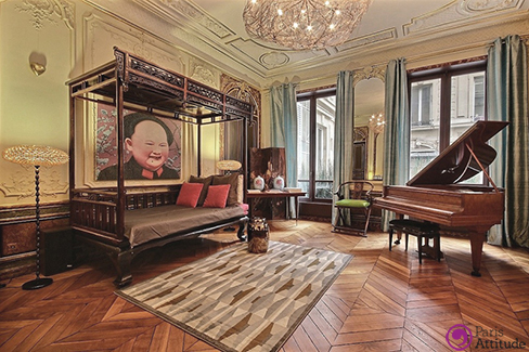 3852 luxurious apartment paris