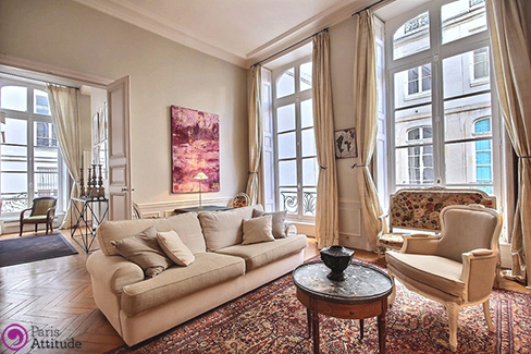 Paris Luxury rentals 5391