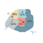 Infographics : How do the business travelers find their accommodation in Paris?