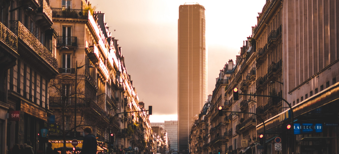 Montparnasse's Neighborhood, the artistic district