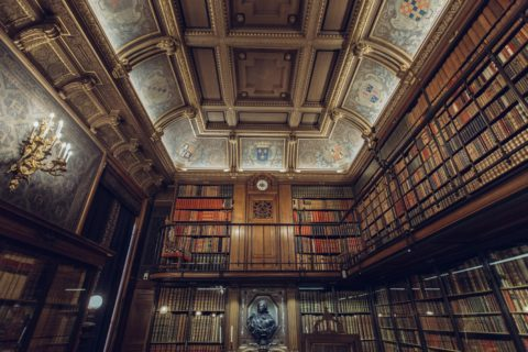 bibliotheque chantilly